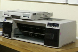 Epson Stylus Pro 5500 at Bowling Green