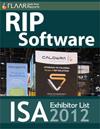 ISA 2012 RIP wide format inkjet printer Raster Image Processor software prepare for exhibitor list 2013