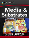 ISA 2014 media substrates exhibitor list
