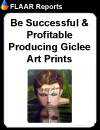 Be Successful &amp; Profitable producing Giclee Art Prints