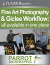 Fine Art Photography & giclee Workflow