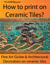 how to print on ceramic tiles