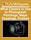 what camera to use to photograph paintings, maps, drawings, posters