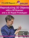 reproducing 3D objects with a 3D Scanner and a 3D Rapid prototyper