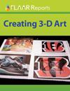 creating 3D art