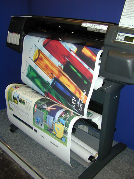 Flaar Evaluates Printers For Wide Format Printers For