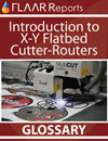 Glossary of CNC cutters and routers