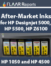 After-Market Ink for HP water-based printers Sam Ink