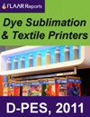 Textile printers exhibited at D-PES 2011