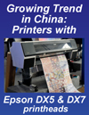 D-PES Dongguan 2011 Inventory of Chinese Printers using Epson DX5 and DX6 printheads