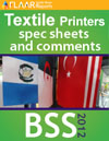 BSS 2012 textile wide format printers