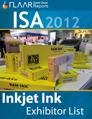 ISA 2012 INKS printers exhibitor list 2013