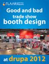DRUPA 2012 tradeshow booth design