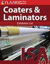 ISA 2012 exhibitor list laminators coaters list 2013
