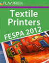 Textile Printer TRENDs exhibited at FESPA 2012