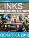 SignAfrica 2012 inkjet inks distributors and manufacturers