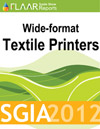 Textile Printer (wide-format and t-shirt) TRENDs at SGIA 2012