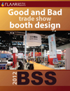BSS (Beijing Sign Show) 2012. Good and bad trade show booth design