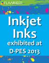 D-PES 2013 FLAAR Report inkjet inks distributors manufacturers exhibitor list