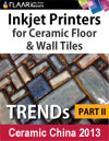 Ceramic Printer TRENDs observed at Ceramics China 2013 part 2