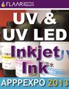 APPPEXPO 2013 inkjet ink UV LED distributors manufacturers