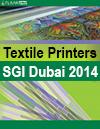 Wide-format Textile Printers Exhibited at SGI Dubai 2014