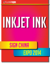 Guangzhou Sign China Expo inkjet ink exhibitor list 2014
