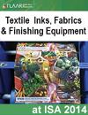 ISA Textile Inks, Fabrics and Finishing Equipment