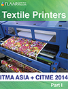 ITMA ASIA & CITME 2014 FLAAR Reports Textile Printer Part I