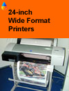 24 inches wide format printers