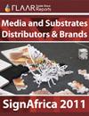 SignAfrica 2011 Media Subtrates Inks Distributors Brands