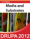 DRUPA 2012 wide-format inkjet media substrates 2013