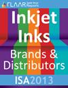 ISA-2013 FLAAR Report wide format inkjet inks UV eco solvent latex disperse dye acid reactive pigment manufacturers distributors