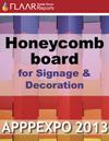 APPPEXPO 2013 FLAAR Report honeycomb media substrate