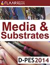 D-PES 2014 FLAAR Report media substrates manufactures distributors exhibitor list
