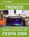 Textile inkjet dye-sublimation FESPA 09