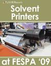 Fespa 09 Solvent printers list