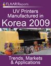 UV Printers Manufactured in Korea, 2009