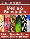 Media and Substrates at ISA 2010
