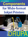 DRUPA 2012 components wide-format inkjet printers