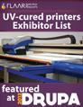 Drupa 2012 exhibitor list wide-format uv printer 2013
