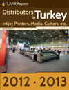 Distributors in Turkey, 2012 and 2013