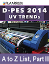 D-PES 2014 UV TRENDs A-to-Z LIST Part II