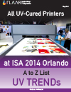 ISA 2014 UV TRENDs List tabulation comments FLAAR Reports