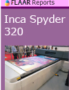 Inca Spyde 320 UV ink printer