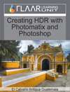 Creating HDR with Photoshop