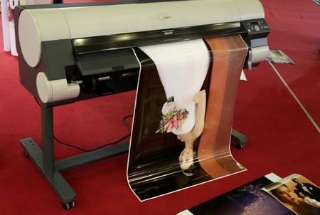 Canon ImagePROGRAF W8400 wide format inkjet printer reviews